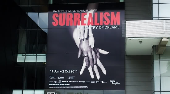 Surrealism: Poetry of Dreams at GoMA